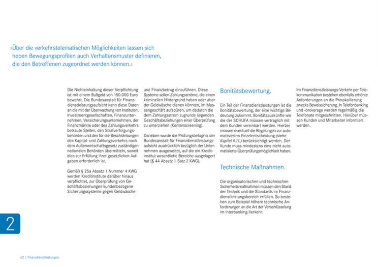 Broschüre Datenschutz und Datensicherheit für DaimlerChrysler